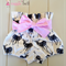 Little Deer Bloomers / Nappy Cover - Girls Size 0
