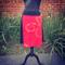 Vintage Kimono Pull on Skirt  by Redressd