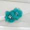 Jade bella flowers stretch headband