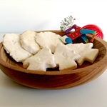 Oatmeal Christmas Delight Bath Cookies, Bath Truffle Melts - 45 grams