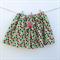 Christmas Sparkle Dots Twirly Skirt, Girl, Toddler, Festive