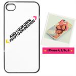 Custom Photo iPhone 5 Case / Cover - Black