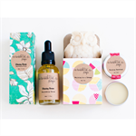 Winning Arrow Gift Set - Owl Soap, Lip Balm, Face Serum