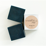 Charcoal & Tea Tree Soap - Natural, Handmade, Cold Processed, Vegan