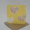 1 x Blank Mini Gift Cards with Kraft envelopes