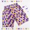 Size 2 OR 3 Boys Bright Geometric Pattern Muddy Puddles Shorts 100% Cotton
