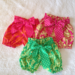 Bubble Shorts/Bloomers