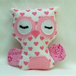 Shabby Chic Owl