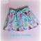 Christmas Skirt with Sash