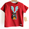 reindeer tee | christmas | red | toddler boy | SALE | size 2