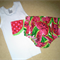 Tropical Watermelon Nappy