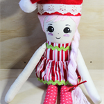 Miss Christmas Doll