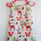 Woodland Christmas Peasant Dress