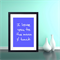 I love you to the moon & back print, Poster for little boys room 8 x 10 inches