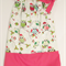 Miss Xmas Owl Pillowcase Dress - Christmas Outfit Sizes 00 - 3 Perfect Gift