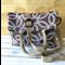 Fold-over messenger bag, adjustable strap.