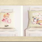 Kitty Love Cushion Cover
