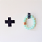 GEO teething bangle MINT