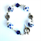 Ceramic Flower Bracelet