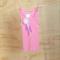 Girl's Pink Embellished Singlet - Size 1