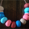 Spring Colours Necklace