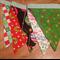 Fabric Christmas Bunting