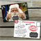 Personalised Postcard from Santa