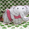 Ella the Elephant Softie/Toy