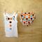 Boy's Spotty Nappy Cover Set - Size 0 (32)