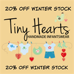 TINY HEARTS NOVEMBER WINTER SALE!!!