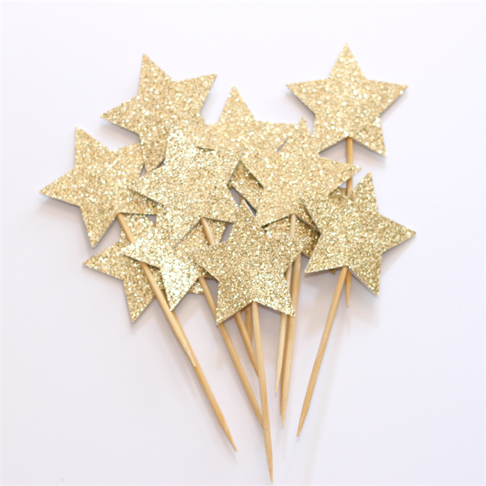 All Star Cake Toppers