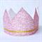 Felt Crown / Pink/ Gold/ Sparkle / Princess / Queen