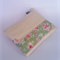 Pink & Green Vintage Flower Nappy Pouch/ipad Sleeve