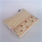 Light Pink Vintage Rose Bud Nappy Pouch/ipad Sleeve