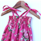 """Pretty in Pink"" Sweet Summer Romper  Newborn - Size 2