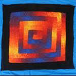 Tunisian Spiral Blanket