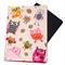 Cute Owls on Cream Passport Cover/Holder