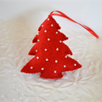 Christmas ornament - 2 pieces
