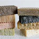 Vegetable Soap: Choose 4 Natural Palm Oil Free. Cold Processed. Vegan Soap