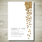 ALL THAT GLITTERS 2.0 printable custom invitation