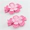 Flower Hair Clip Pair