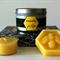 Natural Aromatherapy Bees Wax Melts Starter Set - 3 Melts + 6 Tealight Candles