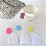 Pretend Food Tea Bags Make believe Fun