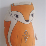 Mr Fox Softie Cushion