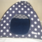 ON SALE - Dog or Cat Tent Bed