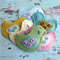 Little Dove Felt Covered Hairclips PDF Sewing Pattern