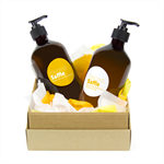 Radiant Hand and Body Wash & Lotion Gift Pack (500ml)