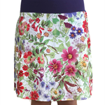 Spring Fling ladies skirt with stretch waistband