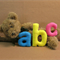 Alphabet Letters, Wall Letters, Nursery Letters, Name Wall Decor, Felt Letters,
