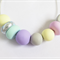 Mia Handmade Polymer Clay Necklace